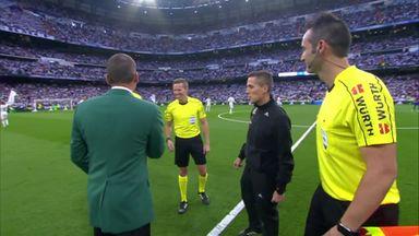 Garcia kicks off El Clasico