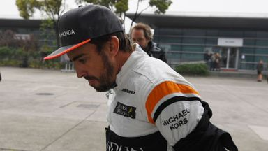 Alonso Indy 500 move 'a big surprise'