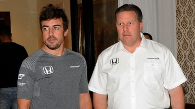 Good car key to retaining Alonso