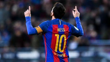 Messi at 30