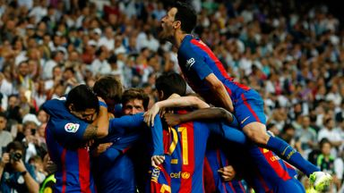 Real Madrid 2-3 Barcelona