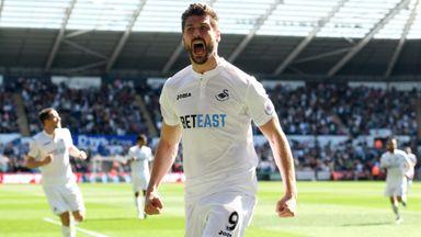 Swansea 2-0 Stoke