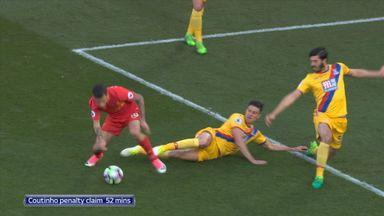 Coutinho penalty debate