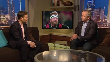 Fitzy's All Black of the week - Kieran Read