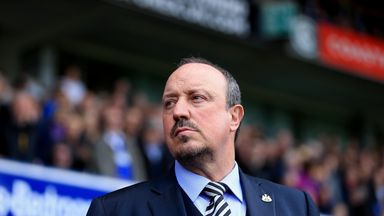 Benitez remains 'fully committed'