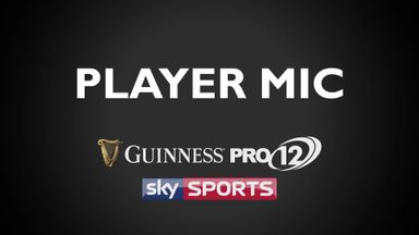 PRO12 player mic is back!