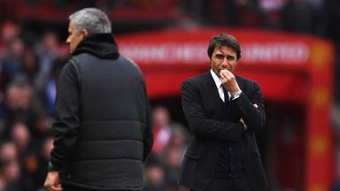 Will Conte leave next summer?