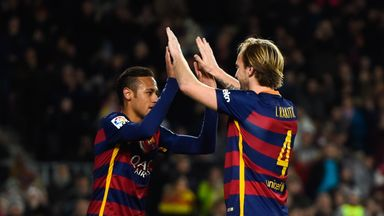 Rakitic hopes for Neymar stay