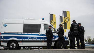 Dortmund attack: 'Islamist' suspect held