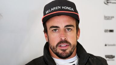 Alonso eyes triple crown