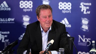 Redknapp: I want Birmingham job