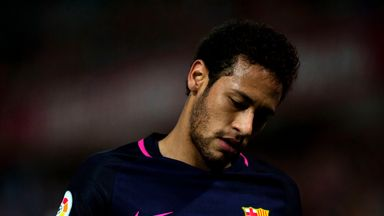 Vickery questions Neymar decision