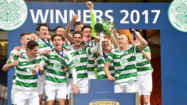 Celtic win latest Old Firm clash