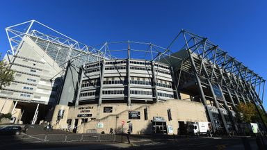 HMRC raids at Newcastle & West Ham