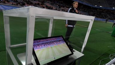 Webb backs Video Assistant Referees