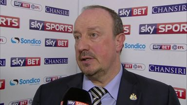 Benitez rues costly defeat