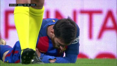 Messi in the wars
