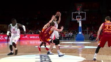 Galatasaray 80-103 Baskonia