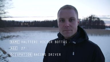 At home with Bottas – Part One