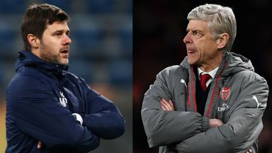 Wenger: There is no shift in power