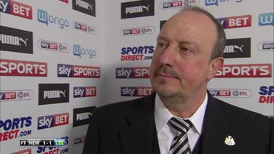 Benitez: Mistakes cost us