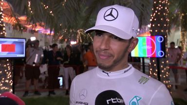 Hamilton happy for Bottas
