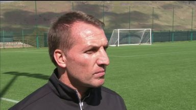 Rodgers relishing Old Firm clash