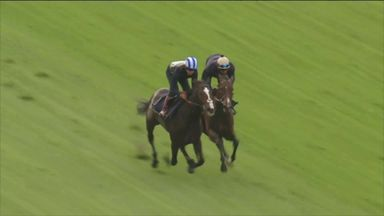 Trainer 'thrilled' with Eminent workout