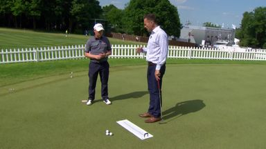 Tips: Improving your putting