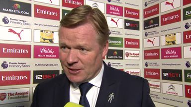 Koeman: A positive season