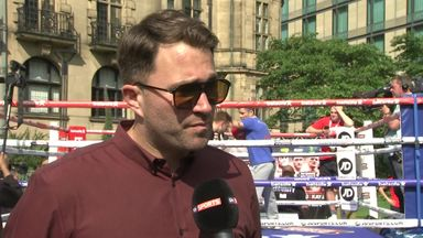 Hearn: Security taken seriously