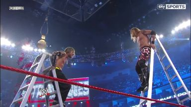 Edge vs. Jeff Hardy - Extreme Rules 2009