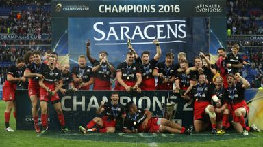 Carter backs Saracens in final