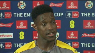 Welbeck wants FA Cup redemption