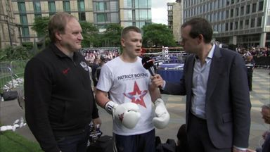 Chudinov: Groves has no defence