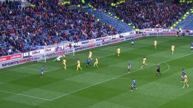 Rangers 2-1 Hearts