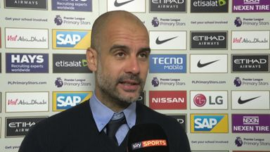 Pep praises important win