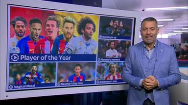 Balague's La Liga Player of the Year