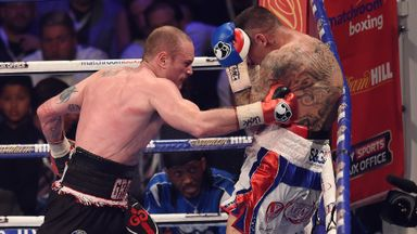 Ringside Rewind - Groves v Murray