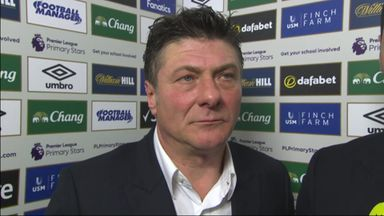 Mazzarri: We deserved a draw
