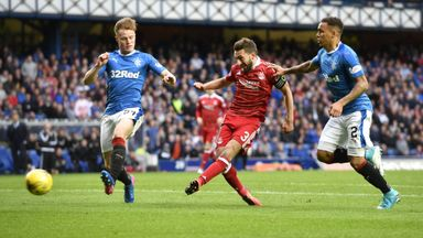 Dons' first Ibrox win since 1991
