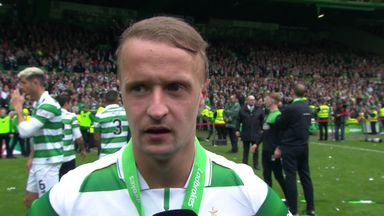Griffiths: Character behind success