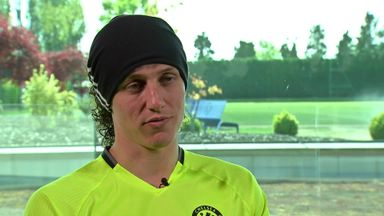 Luiz: I've matured as a player