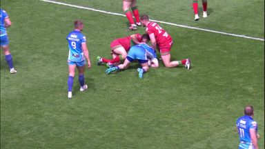 Barrow 38-32 North Wales Crusaders