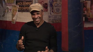 Ringside Rewind - Sugar Ray Leonard