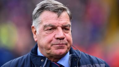 Allardyce: Pressure on Hull