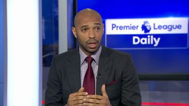 Henry expects Wenger to stay