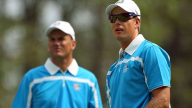 Karlsson named Ryder Cup vice-captain