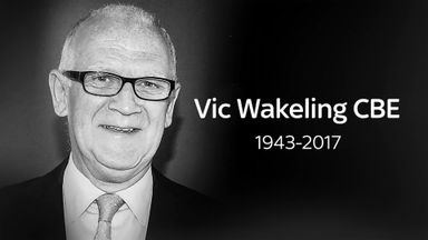 A tribute to Vic Wakeling