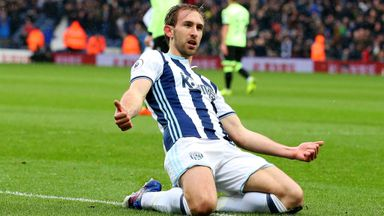 Dawson in WBA contract talks